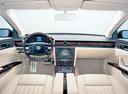 Фото авто Volkswagen Phaeton 1 поколение, ракурс: торпедо