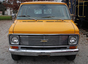 Фото авто Chevrolet Van 3 поколение [рестайлинг],