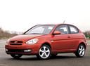 Фото авто Hyundai Accent MC, ракурс: 45
