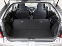 Фото авто Suzuki Baleno 2 поколение, ракурс: багажник цвет: серебряный