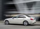 Фото авто Mercedes-Benz C-Класс W205/S205/C205, ракурс: 90 цвет: белый