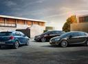 Фото авто Opel Astra J [рестайлинг], ракурс: 225 цвет: синий