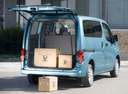 Фото авто Nissan NV200 1 поколение, ракурс: багажник