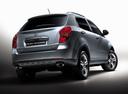 Фото авто SsangYong Korando 3 поколение, ракурс: 225 цвет: серый