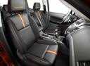 Фото авто Ford Ranger 4 поколение, ракурс: сиденье