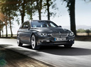 Фото авто BMW 3 серия F30/F31/F34, ракурс: 315 цвет: серый