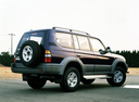 Фото авто Toyota Land Cruiser Prado J90, ракурс: 225