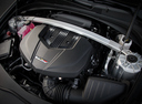 Фото авто Cadillac CTS 3 поколение, ракурс: двигатель