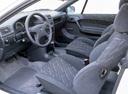 Фото авто Opel Calibra 1 поколение, ракурс: салон целиком