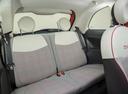 Фото авто Fiat 500 2 поколение [рестайлинг], ракурс: задние сиденья