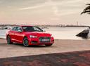 Фото авто Audi S5 F5, ракурс: 315 цвет: красный