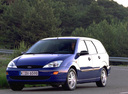 Фото авто Ford Focus 1 поколение, ракурс: 45