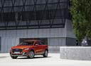 Фото авто Audi Q2 1 поколение, ракурс: 45 цвет: оранжевый