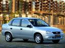 Фото авто Chevrolet Classic 1 поколение [рестайлинг], ракурс: 45