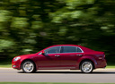 Фото авто Chevrolet Malibu 4 поколение, ракурс: 90
