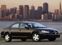 Фото авто Dodge Stratus 2 поколение, ракурс: 315 цвет: черный