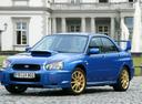 Фото авто Subaru Impreza 2 поколение [рестайлинг], ракурс: 45
