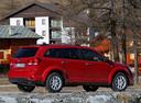 Фото авто Fiat Freemont 345, ракурс: 225 цвет: красный