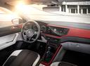 Фото авто Volkswagen Polo 6 поколение, ракурс: торпедо