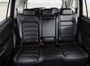 Фото авто Volkswagen Tiguan 2 поколение, ракурс: задние сиденья