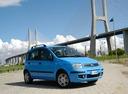 Фото авто Fiat Panda 2 поколение, ракурс: 315
