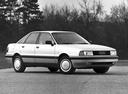 Фото авто Audi 80 8A/B3, ракурс: 315 цвет: белый