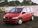 Фото авто Holden Zafira B, ракурс: 45