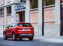 Фото авто Geely Atlas 1 поколение, ракурс: 135 цвет: красный