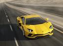 Фото авто Lamborghini Aventador 1 поколение [рестайлинг],  цвет: желтый