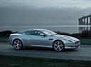 Фото авто Aston Martin DB9 1 поколение [рестайлинг], ракурс: 270