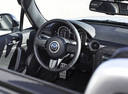Фото авто Mazda MX-5 NC [2-й рестайлинг], ракурс: рулевое колесо