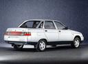 Фото авто ВАЗ (Lada) 2110 1 поколение, ракурс: 225 цвет: серебряный