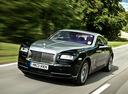 Фото авто Rolls-Royce Wraith 2 поколение,  цвет: черный