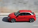 Фото авто Audi A1 8X, ракурс: сверху цвет: красный