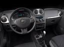 Фото авто Chevrolet Agile 1 поколение, ракурс: торпедо