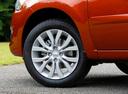 Фото авто Datsun mi-Do 1 поколение, ракурс: колесо цвет: оранжевый
