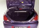 Подержанный Kia Spectra, синий , цена 220 000 руб. в республике Татарстане, хорошее состояние