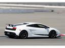 Фото авто Lamborghini Gallardo 1 поколение, ракурс: 225 цвет: белый