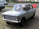 Фото авто Москвич 408 1 поколение, ракурс: 45