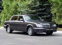 Фото авто ГАЗ 31105 Волга 1 поколение, ракурс: 315 цвет: серый