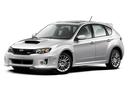 Фото авто Subaru Impreza 3 поколение [рестайлинг], ракурс: 45 цвет: серебряный