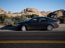 Фото авто Toyota Camry XV40 [рестайлинг], ракурс: 90 цвет: мокрый асфальт