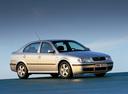 Фото авто Skoda Octavia 1 поколение [рестайлинг], ракурс: 315 цвет: серебряный