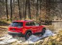 Фото авто Jeep Cherokee KL [рестайлинг], ракурс: 225 цвет: красный