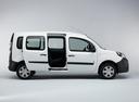 Фото авто Renault Kangoo 2 поколение [рестайлинг], ракурс: 270 цвет: белый