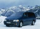 Фото авто Chevrolet Trans Sport 1 поколение [рестайлинг], ракурс: 45