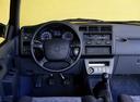 Фото авто Toyota RAV4 1 поколение, ракурс: рулевое колесо