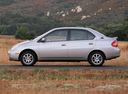 Фото авто Toyota Prius 1 поколение, ракурс: 90