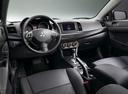 Фото авто Mitsubishi Lancer X, ракурс: торпедо