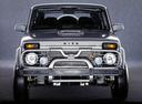 Фото авто ВАЗ (Lada) 4x4 1 поколение [рестайлинг],  цвет: серебряный